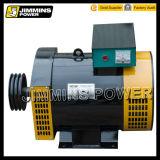 Alternador eléctrico trifásico Emergency del dínamo de la CA del ahorro de energía y de la protección del medio ambiente con un cepillo y todo el conjunto de generación de cobre (8kVA-2000kVA)