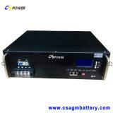 блоки батарей полимера LiFePO4 телекоммуникаций 48V 100ah применяются к базовой станции связи