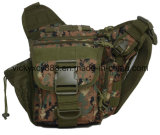 Waterproof Outdoor Sports Military Camera Single Double Shoulder Bag (CY3611)