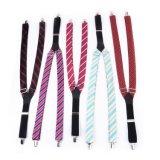 Supports neufs de bretelles de polyester de modèles de chemises d'homme (RS-17001A)
