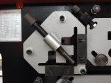 Q35y-20 Ironwoker hidráulico (cortadora de la barra de ángulo)