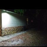 lâmpadas de parede ao ar livre do diodo emissor de luz da luz de inundação da iluminação AC85-265V 100lm/W Lanscape da lâmpada do jardim do diodo emissor de luz 50W