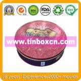 Grande contenitore di stagno dell'alimento per la torta di luna, contenitore dello stagno degli spuntini