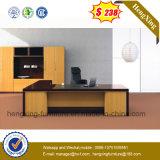 現代光沢のある事務机の木の管理表(NS-ND146)