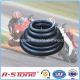 Da motocicleta natural grande da fábrica de China câmara de ar interna 2.75-17