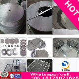 Rich foll Wire for Mesh Aerospace Consumables Acceses Filtering and Testing