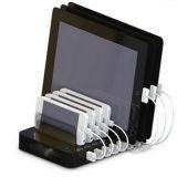 Station multi de chargeur de 7port USB pour le smartphone (CR760)