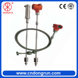 La Chine a fait DRCM-99 magnétostrictif Level Meter / Capteur Réservoir d'eau Capteur de niveau