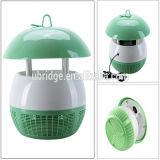 전기 모기 살인자 램프 모기 빛