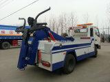 Camion chiaro di ripristino di Hotsales 4X2 3ton Dongfeng