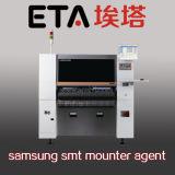 La ligne complètement automatique Samsung de SMT ébrèchent Mounter