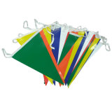 Drapeaux imperméables colorés faits sur mesure