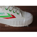 Prix de chaussures occasionnelles de chaussures de femmes de chaussures de toile le meilleur