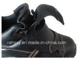Bescherm de Schoenen van de Veiligheid van de Stijl van de medio-Besnoeiing van het Bovenwerk (HQ05061)