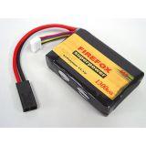 Bateria da flama 9.9V 1000mAh 15c LiFePO4 Lfp Airsoft para a caixa Peq-15