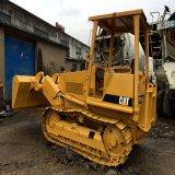 Bulldozer idraulico del trattore a cingoli del cingolo utilizzato strumentazione del macchinario di costruzione del gatto D3c degli S.U.A. da vendere