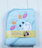 Essuie-main promotionnel Towe à capuchon de Bath de coton de bébé de ventes en gros