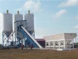 Il Ce ha approvato la pianta d'ammucchiamento del calcestruzzo pronto per l'uso di 115 chilowatt
