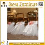 Stuhl deckt Hochzeits-Dekoration-Stuhl-Schärpen ab