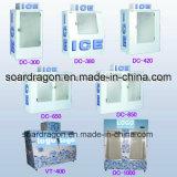 2 escaninho popular do congelador do gelo da capacidade das portas 1000L (DC-1000)