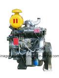 motor diesel de cuatro cilindros refrigerado por agua 80HP