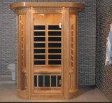 Sauna твердой древесины ультракрасный с подгонянным размером (AT-0928)