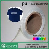 衣類および袋のためのQin Gyiの屈曲PUの熱伝達のビニール