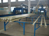 De Windende Machine van de gloeidraad voor het Maken van de Pijp van de EpoxyHars van de Hoge druk FRP
