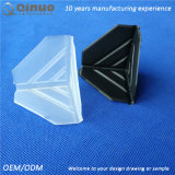 Quadratischer Eckschoner des Qinuo Zoll-35*35*35 mm des Plastik3-sided