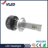 Scheinwerfer H7 des Autoteil-Zubehör-späteste Auto-800W 8000lm Zes G9 LED