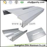 Disipador de calor de aluminio de la protuberancia