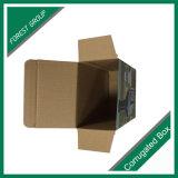 Venta al por mayor de papel caja de cartón de embalaje