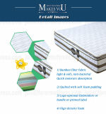 Colchón de látex de alta elasticidad hecho naturaleza para los muebles del dormitorio