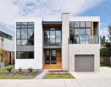 현대 간단한 집에 의하여 날조되는 모듈 집 조립식 가옥 집