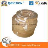 Forro de freio tecido livre do asbesto no rolo