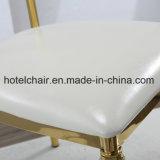 Нержавеющая сталь картины задней стороны обедая стул для используемой дома