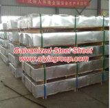 Гальванизированная стальная отсутствие блесточки) Zero блесточка катушки (