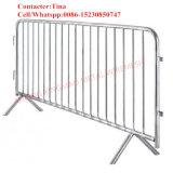 Galvanized/PVCは塗った道に障壁/一時塀の障壁(XM-30)鳴いた制御