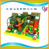 Equipamento interno do campo de jogos dos miúdos pequenos encantadores superiores da venda (A-15351)
