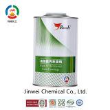 Caucho barato Sostenible Componente Jinwei automático de acrílico blanco de acabado de pintura en spray