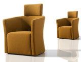 Freizeit-Luxuxkaffee-Sofa-Stuhl (UL-SN080)