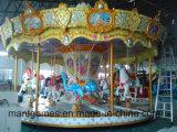 16 езд Carousel людей от Mantong сделанного в Китае