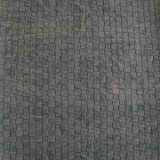 Het in reliëf gemaakte Leer van pvc van Faux van de Plaid voor Dame Handbag
