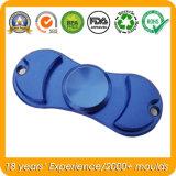 De Hand van het Metaal van het Speelgoed van de Nadruk van de Vinger van de Legering van het aluminium friemelt Spinners