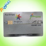 Carte de membre Cr80 Magnetic Stripe