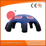 사용 팽창식 주문 빨간 공기 단단한 천막 Tent1-002 광고