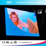 Piccoli schermi dell'interno della visualizzazione di LED di colore completo di P3 SMD2121 TV per la pubblicità commerciale