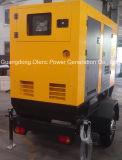40kw Cummins Dieselgenerator-Set mit Schlussteil