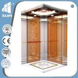 기계 Roomless 속도 1.5m/S 스테인리스 전송자 엘리베이터