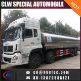 8X 4 28t 29ton 30ton 32ton 우유 트럭 Ss 우유 유조 트럭